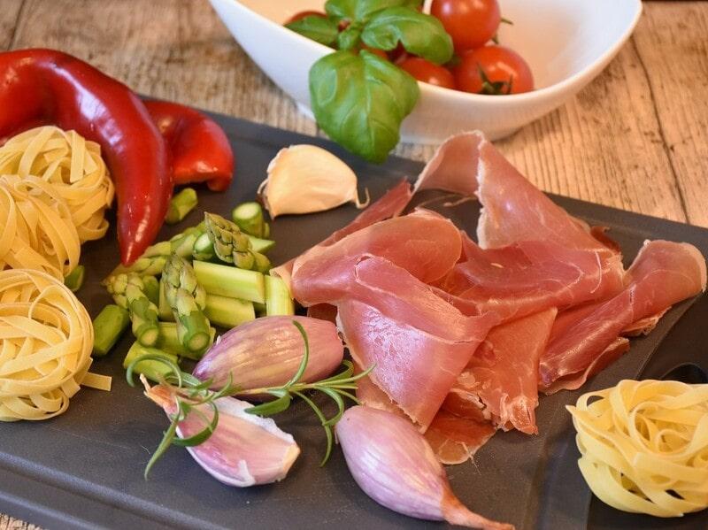 イタリア料理の写真